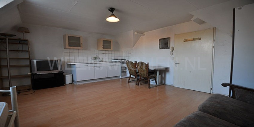 Furnished Studio for rent to the 's Gravendijkwal in center Rotterdam.