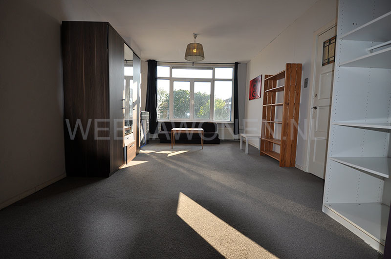 Very nice room for rent on a quiet street on the Schieweg in Rotterdam North.