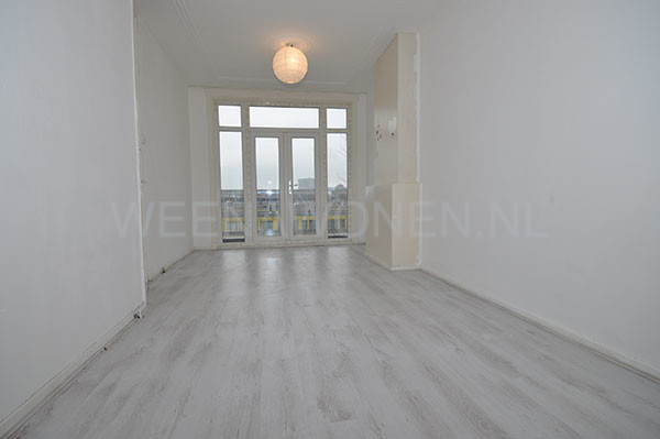 Apartment for rent at the Groene Hilledijk in Rotterdam Zuid.