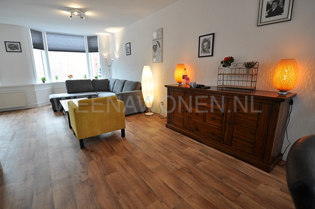 For rent furnished 3 room apartment on Archimedesplein in Schiedam.