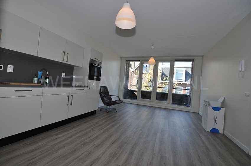 For rent new apartment located on the Willem van Hillegaersbergstraat in Rotterdam.